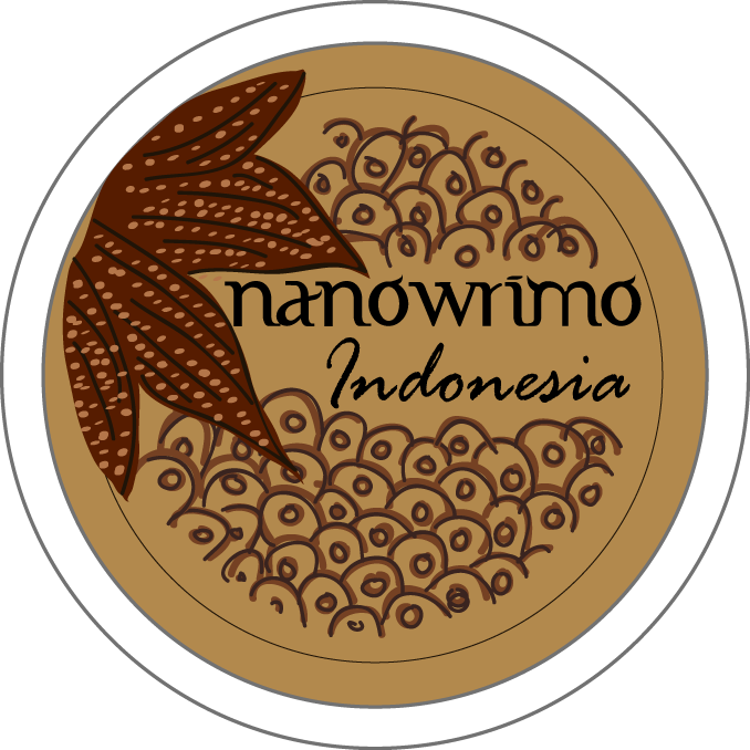 pin design for nanowrimo indonesia astrid paramita