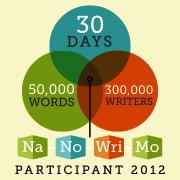 NaNoWriMo 2012 Participant